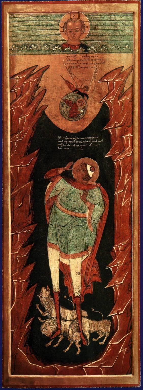 (Source: коллекция русских икон арт-галереи Дежа Вю)