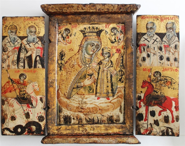 (Courtesy of Zoetmulder Ikons: http://www.russianicons.net)